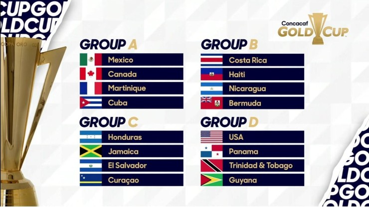 Groupe Gold Cup