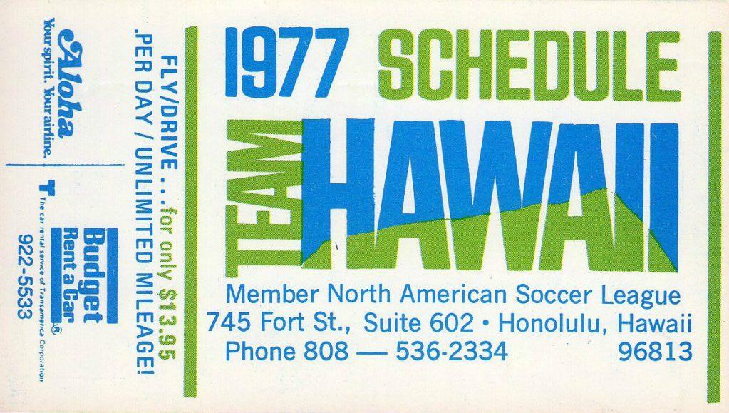 Team Hawaï 8