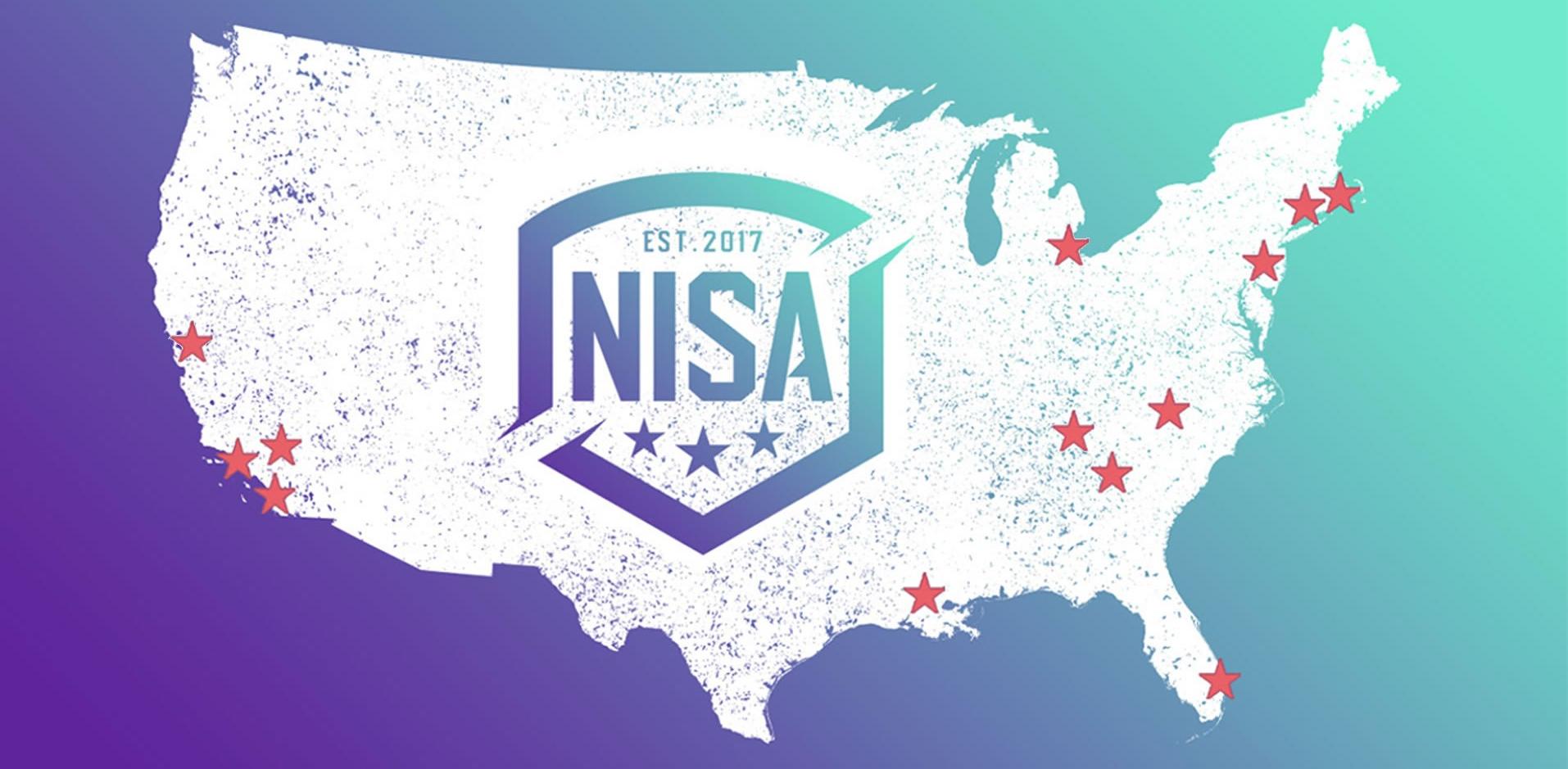 NISA Map