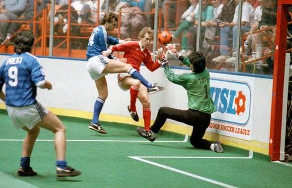 Soccer - Major Indoor Soccer League - Cleveland Force v St. Louis Steamers