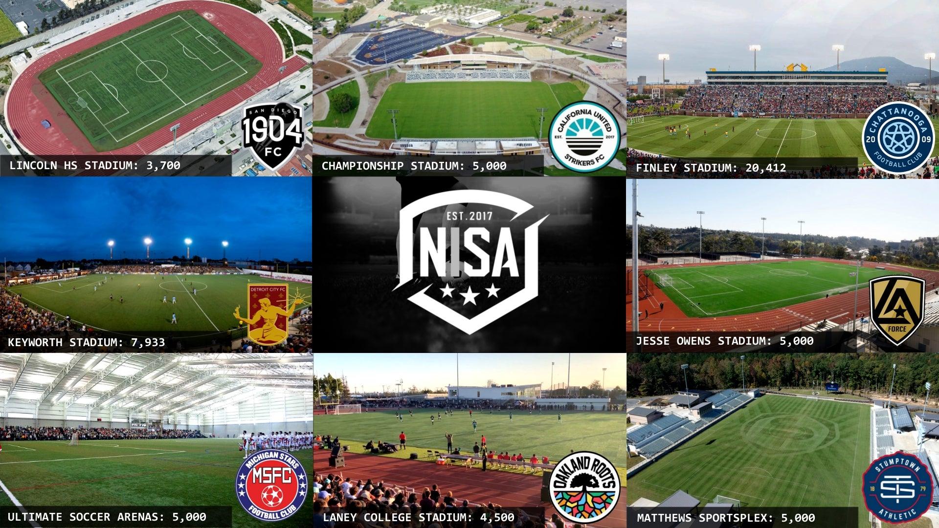 NISA Stadium
